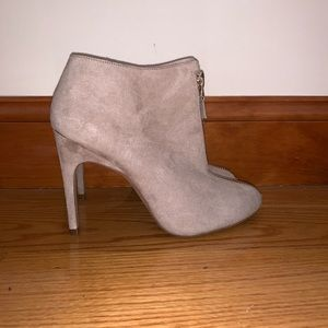 ed9221652cc Women s Zara Ankle Boots With Zip on Poshmark